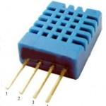 Citirea unui senzor DHT11 Temp & Humidity cu Arduino